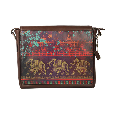 Elephants Laptop Bag