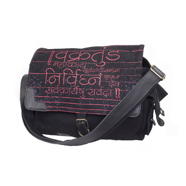 Shlok Messenger Bag