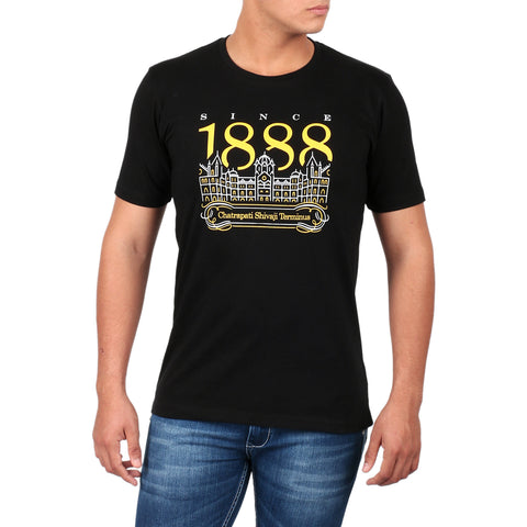 Mumbai CST Men's T-Shirt