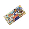 Agra Monuments Womens Clutch