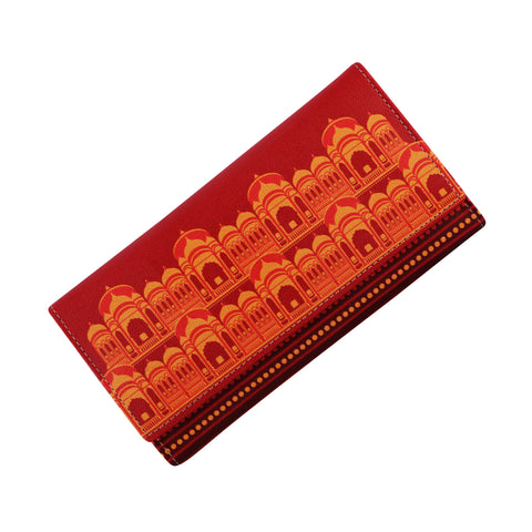 Hawa Mahal Women's Clutch