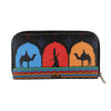 Rajasthan Zipper Women's Clutch