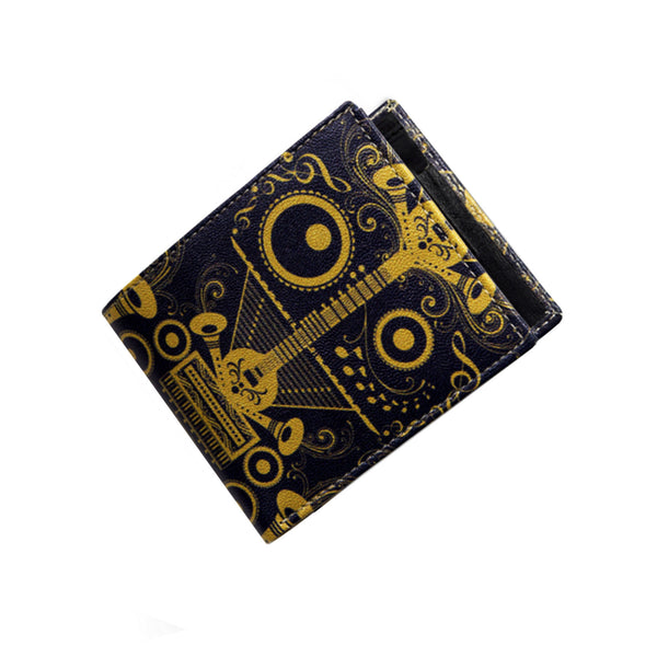 Musical Instruments Wallet