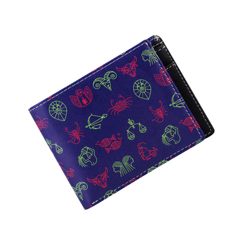 Zodiac Signs Wallet