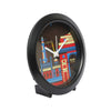 I Love Delhi Table Clock Round