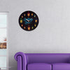 Cutting Chai Wall Clock