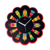 Puppet Wall Clock