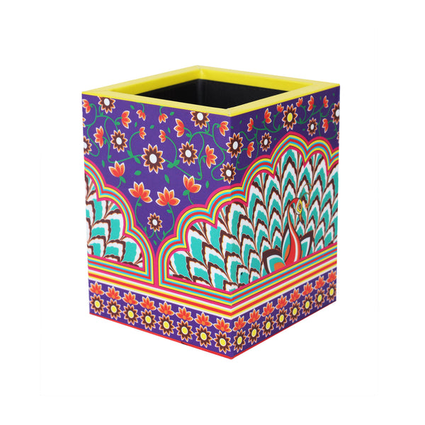 Rajasthan Lotus Gate Pen Stand