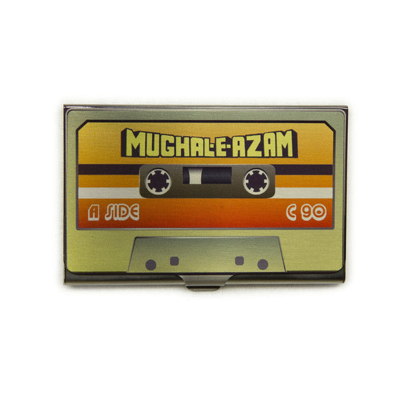 Visiting card holders tagged metallic business card holders mughal e azam visiting card holder colourmoves