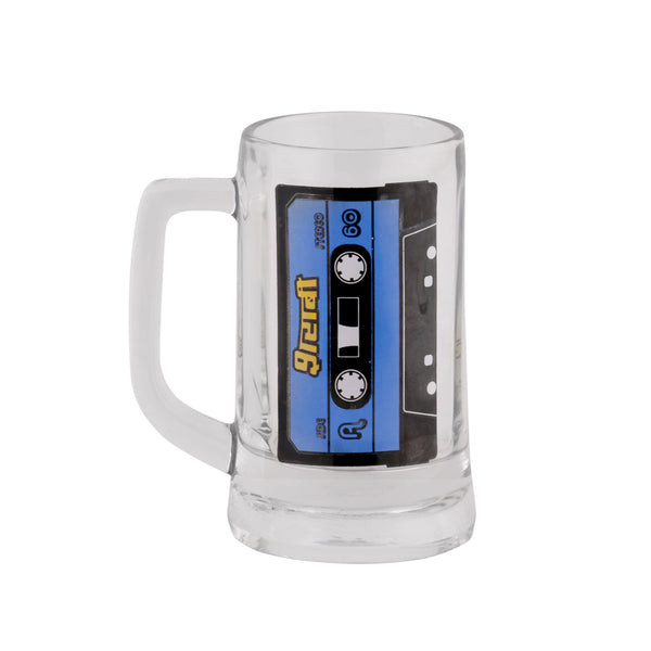 Audio Casset Beer Mug