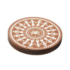 Warli Coaster Set - Set of 4 with Stand