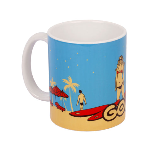 Goa Coffee Mug