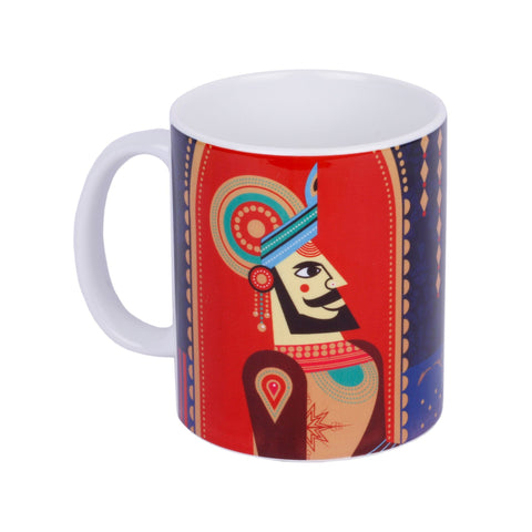 Maharaja New Coffee Mug