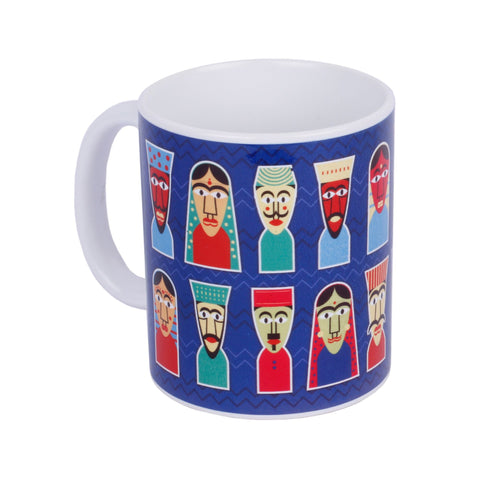 Puppet Coffee Mug