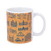 Indian Monuments Coffee Mug