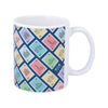 Indian Stamps Coffee Mug