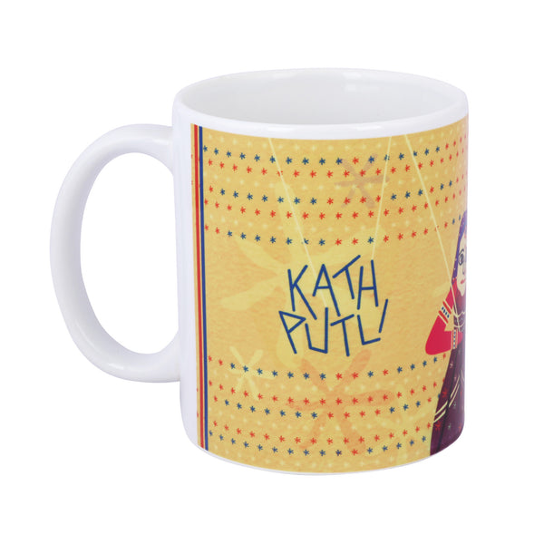 Kathputli Coffee Mug
