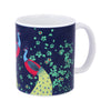 Peacock Pair Coffee Mug