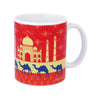 Taj Mahal With Camel Coffee Mug