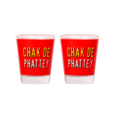 Chak De Phatte Shot Glass