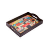 Agra Monuments Serving Tray