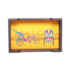 Delhi Cycle Rickshaw Tray   Mini