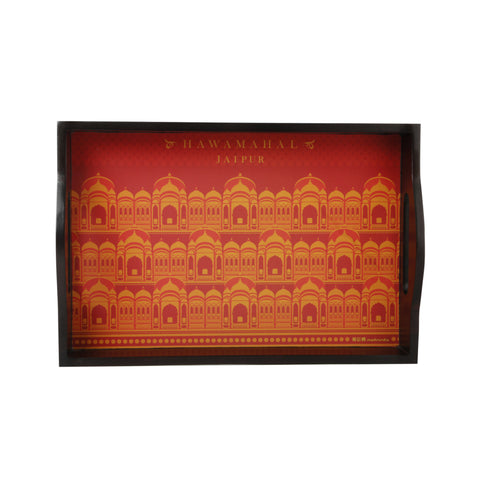 Hawamahal Tray Small