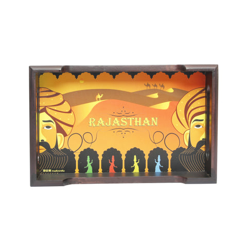 Rajasthan Tray   Mini
