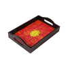 Indian Monuments Tray Small