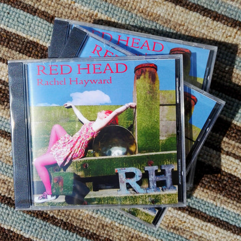 Red Head - CD Album
