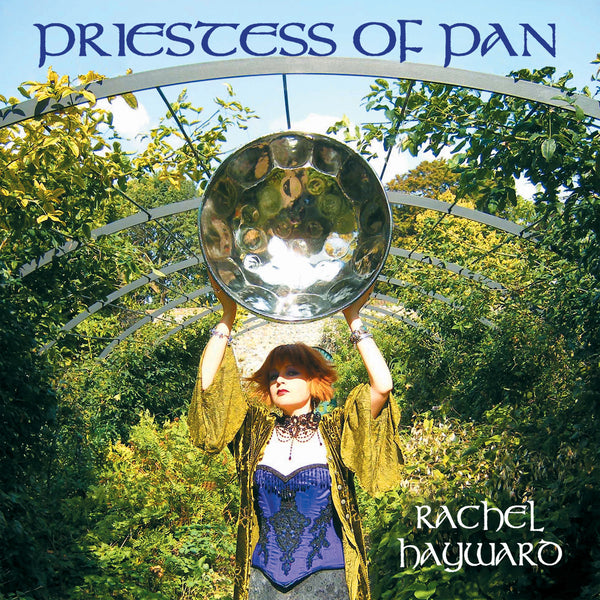 Priestess of Pan - CD Album
