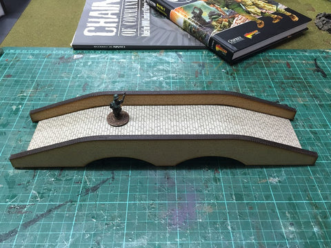 Double Arched Stone Bridge 28mm