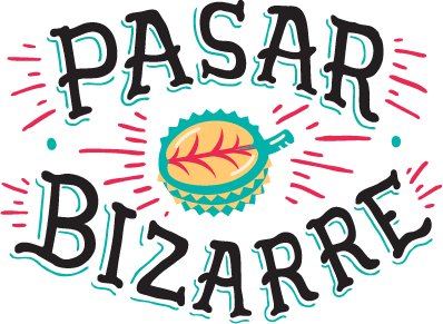 Pasar Bizarre by Percolate Galactic