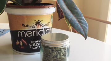 Going Zero Waste | Re-purposing Your Georganics Jars