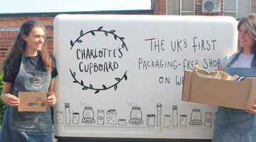 Shopping Plastic Free with Charlotte's Cupboard