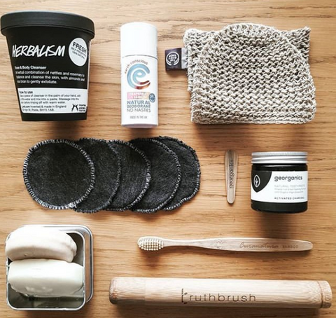 Activated charcoal toothpaste for kids