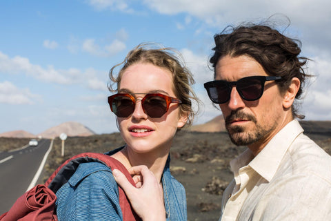 Man-and-woman-wearing-sustainable-sunglasses