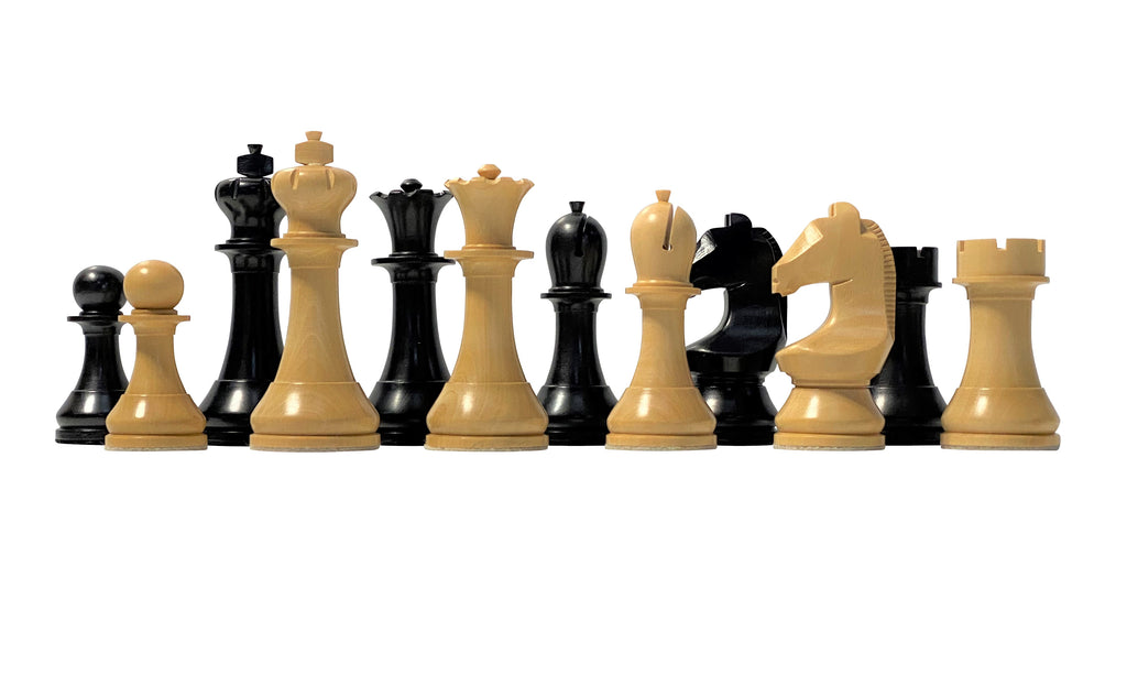 Grandmaster World Series Chess Pieces -  CHESSMAZE STORE UK