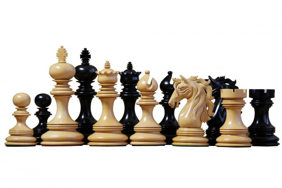 Andalusian Limited Edition Chess Pieces & Luxury Case -  CHESSMAZE STORE UK