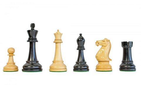 Winchester Black Chess Pieces