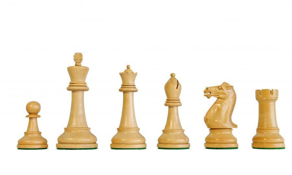 Winchester Black Chess Pieces -  CHESSMAZE STORE UK