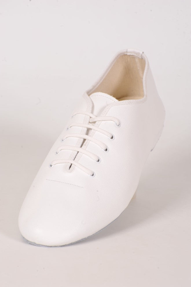 Jazz Shoes Pelle Bianco (J03)