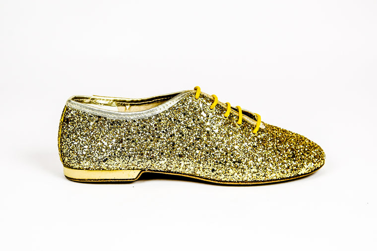 Jazz Shoes Crystal Oro (J03)