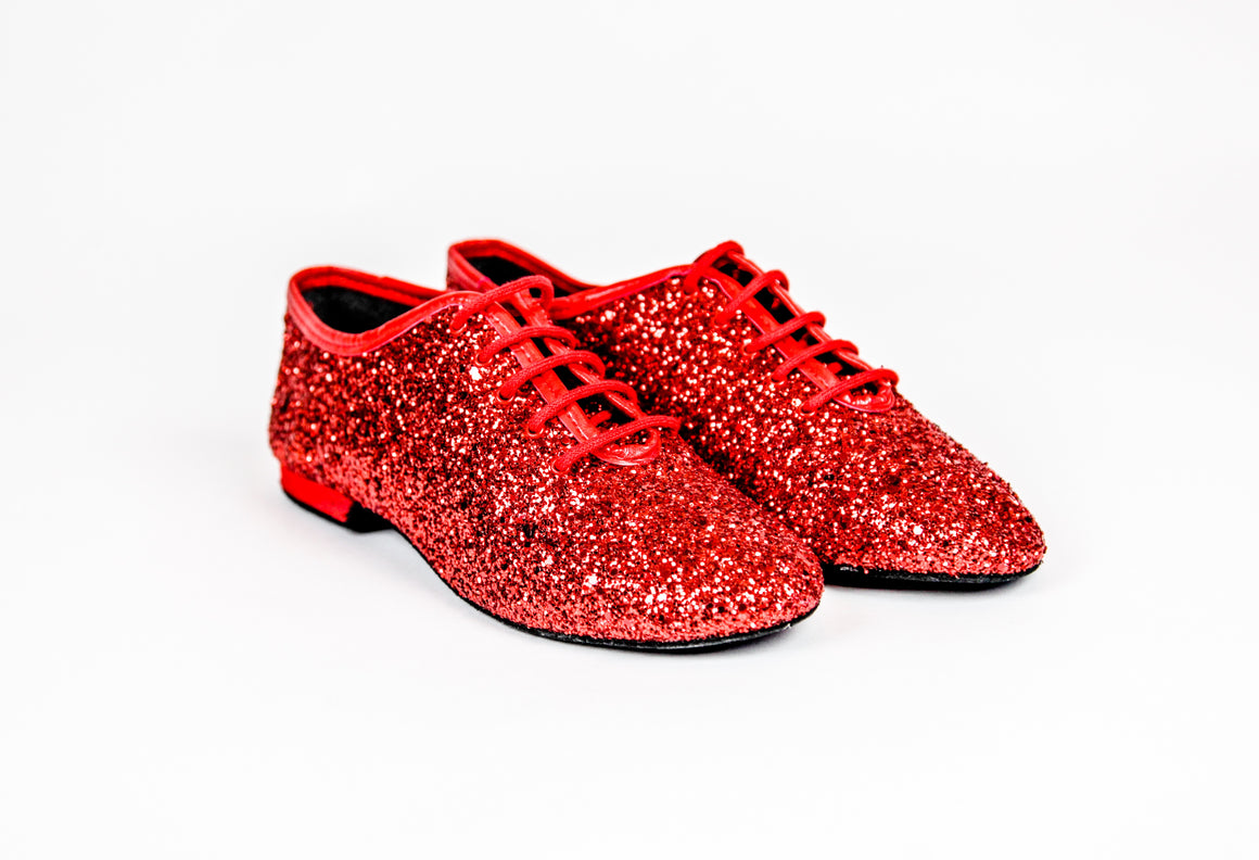 Jazz Shoes Crystal Rosso (J03)