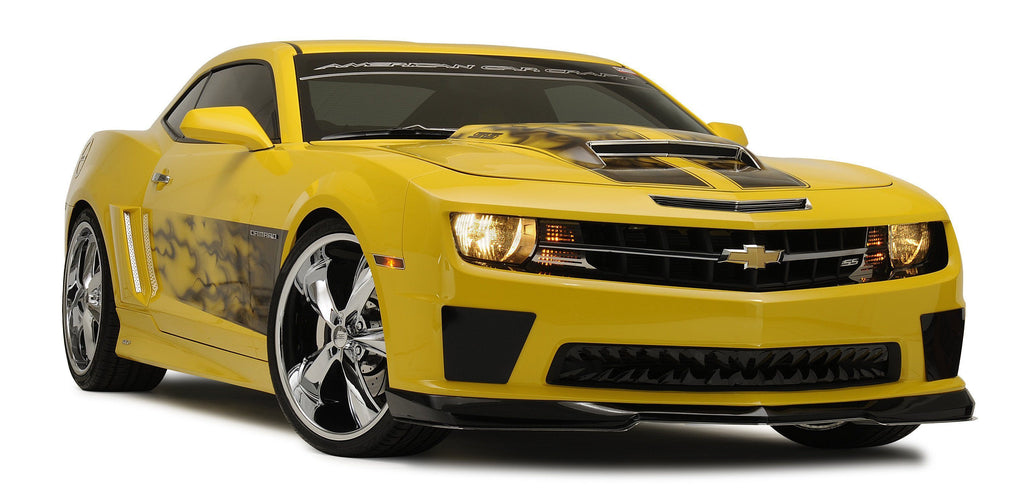 Top 5 Camaro Mods for Summer 2017 | American Car Craft
