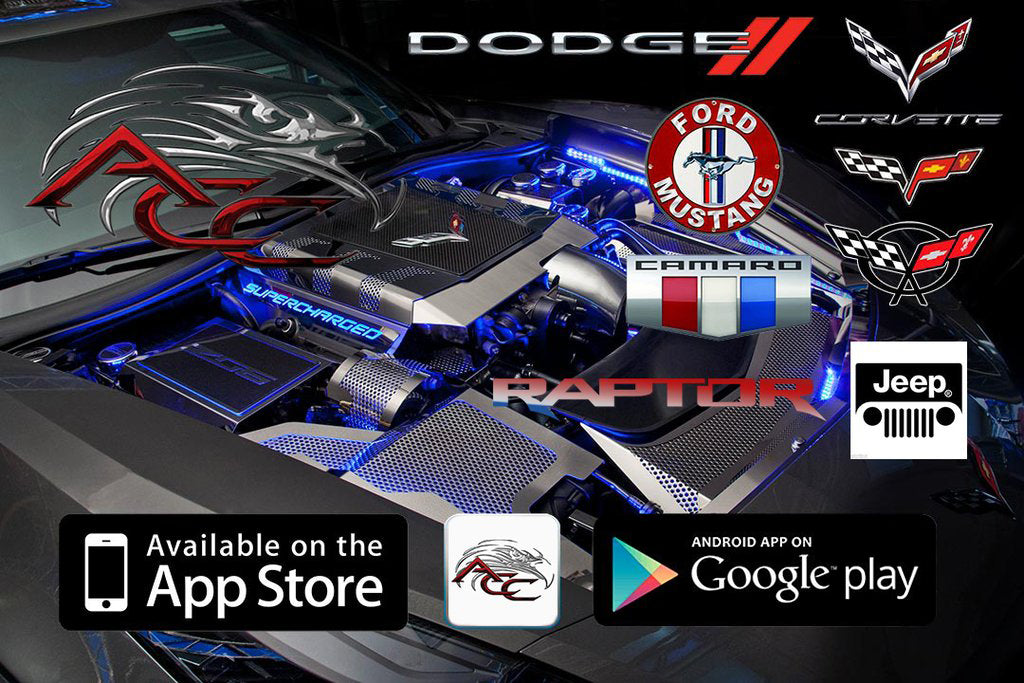 Custom Car App American Car Craft