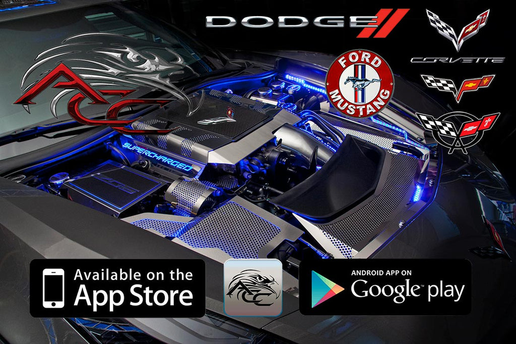 American Car Craft App