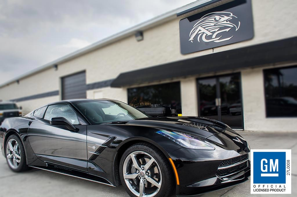American Car Craft C7 Corvette Exterior Customization Guide