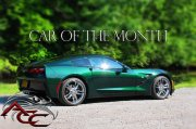 July 2014 - Car of The Month (Customer: Mary Ann & Dennis B. Clarence, NY) Cover