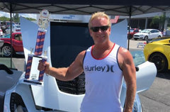 Tony Fiorello Car Show Winner and Detailing Expert
